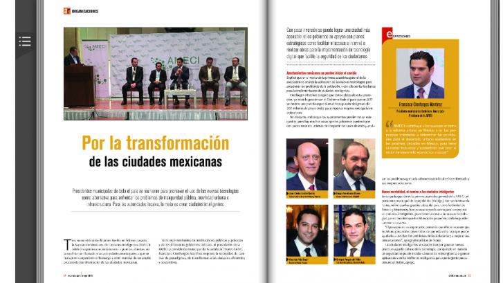 La Revista AR se hace eco de la Asamblea General de AMECI